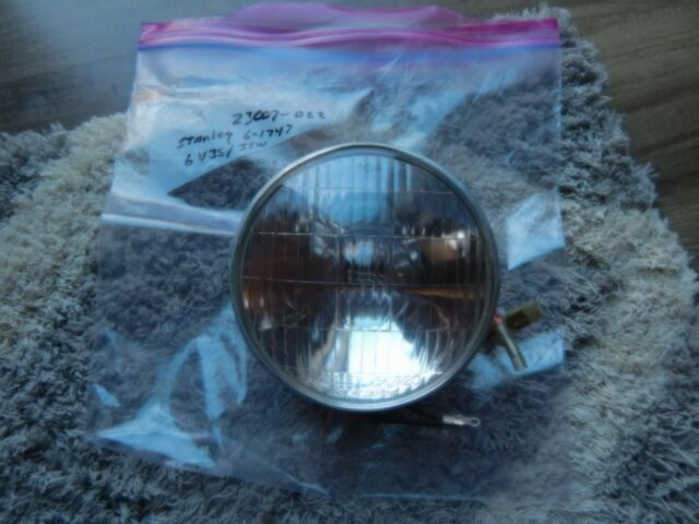 KAWASAKI F5 350 BIGHORN NOS Head Lamp Sealed Beam