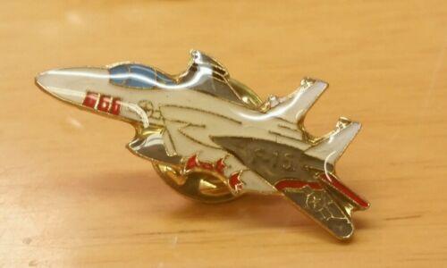 USAF F-15 Eagle Airplane Vintage Enamel Lapel Pin