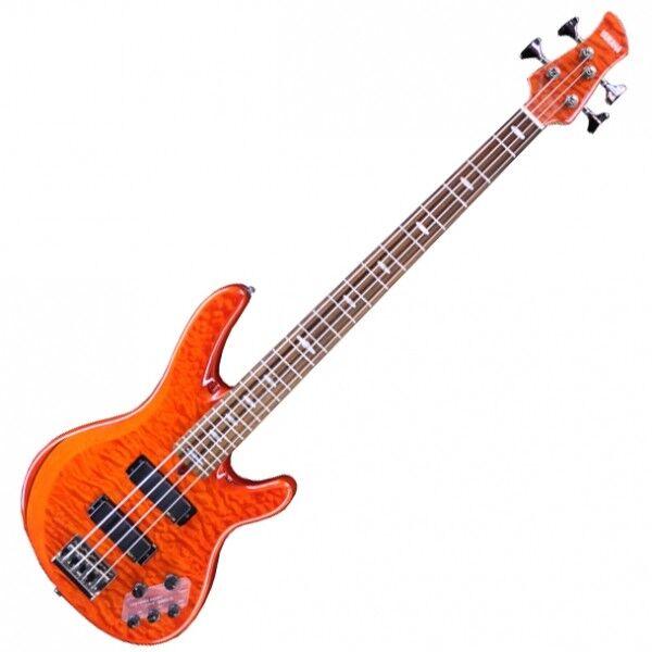 Yamaha TRB 1004J CMB E-Bass in Caramel Braun
