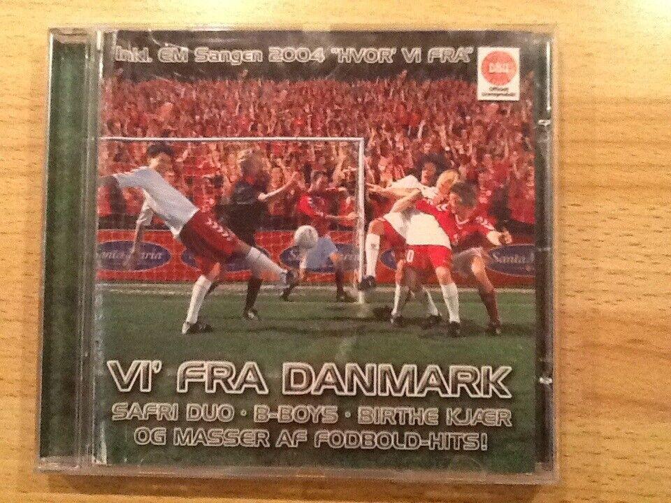 Diverse; Safri Duo, VM-holdet, Dodo m. fl.: Vi´ fra Danmark