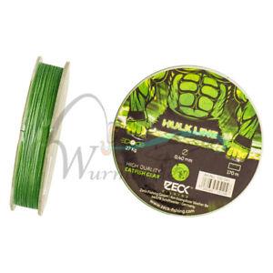 Spiderwire stealth smooth 8 moss Green 0,14 mm 300 M trenzado era angel cuerda