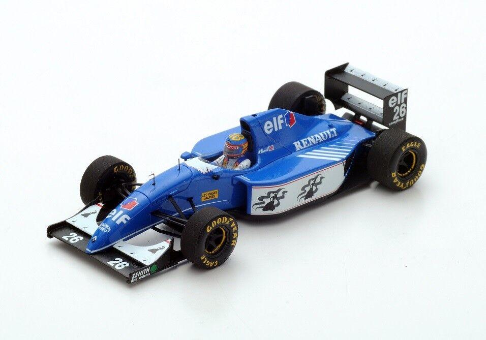 presentando toda la última moda de la calle Ligier JS39  26 M.azulndell  3rd GP GP GP Germany  1993 (Spark 1 43   S3978)  Tienda 2018