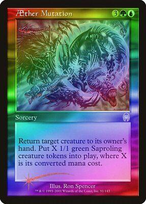 Foundry Hornet FOIL Aether Revolt NM-M Black Uncommon MAGIC MTG CARD ABUGames