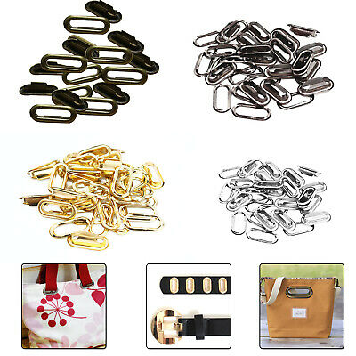 10mm-40mm Oval Eyelets Grommet Washers for Banner Making Arts and Craft Work