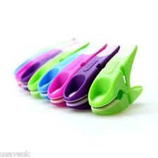Minky Sure Grip Pegs 48 Colourful Plastic Clothes Line Storm Peg (2x24)
