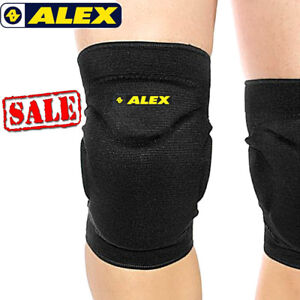 7bc20cee61 Image is loading Alex-Rugby-Rollerskates-Skateboard-Protection-Knee-Pads -Soft-