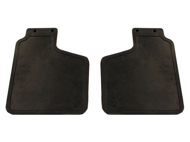 LAND ROVER DISCOVERY 1 1989-1999 FRONT MUDFLAP KIT MUD FLAPS PAIR NO HARDWARE
