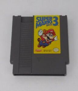 Super Mario Bros. 3 (Nintendo System NES, 1990) Authentic Game Cartridge Only