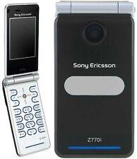 Sony Ericsson Z770i Black (Ohne Simlock) 3BAND 3G 2,0MP MP3 Radio FM GUT OVP