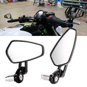 2Pcs-7-8-039-039-Manillar-Motocicleta-Extremo-Lateral-Moto-Espejo-Retrovisor-Universal