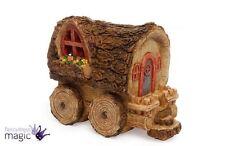 Mini Miniature Gypsie Gypsy Caravan Wagon House Home Fairy Garden Accessory New