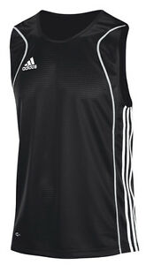 adidas-B8-Boxing-Top-schwarz-Boxshirt-Boxtrikot-Oberteil-Boxen