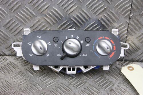 Renault Twingo 2 après juin 2007 Commande chauffage climatisation manuel