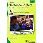Sentence Writers Teacher Book & CD: Year 1-2: Activities and Games to Help Children Write Better Sentences by Pie Corbett, Ann Webley (Mixed media product, 2007)