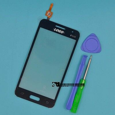 For Samsung Galaxy Core 2 Duos G355H Black Touch Screen Glass Digitizer&Tools