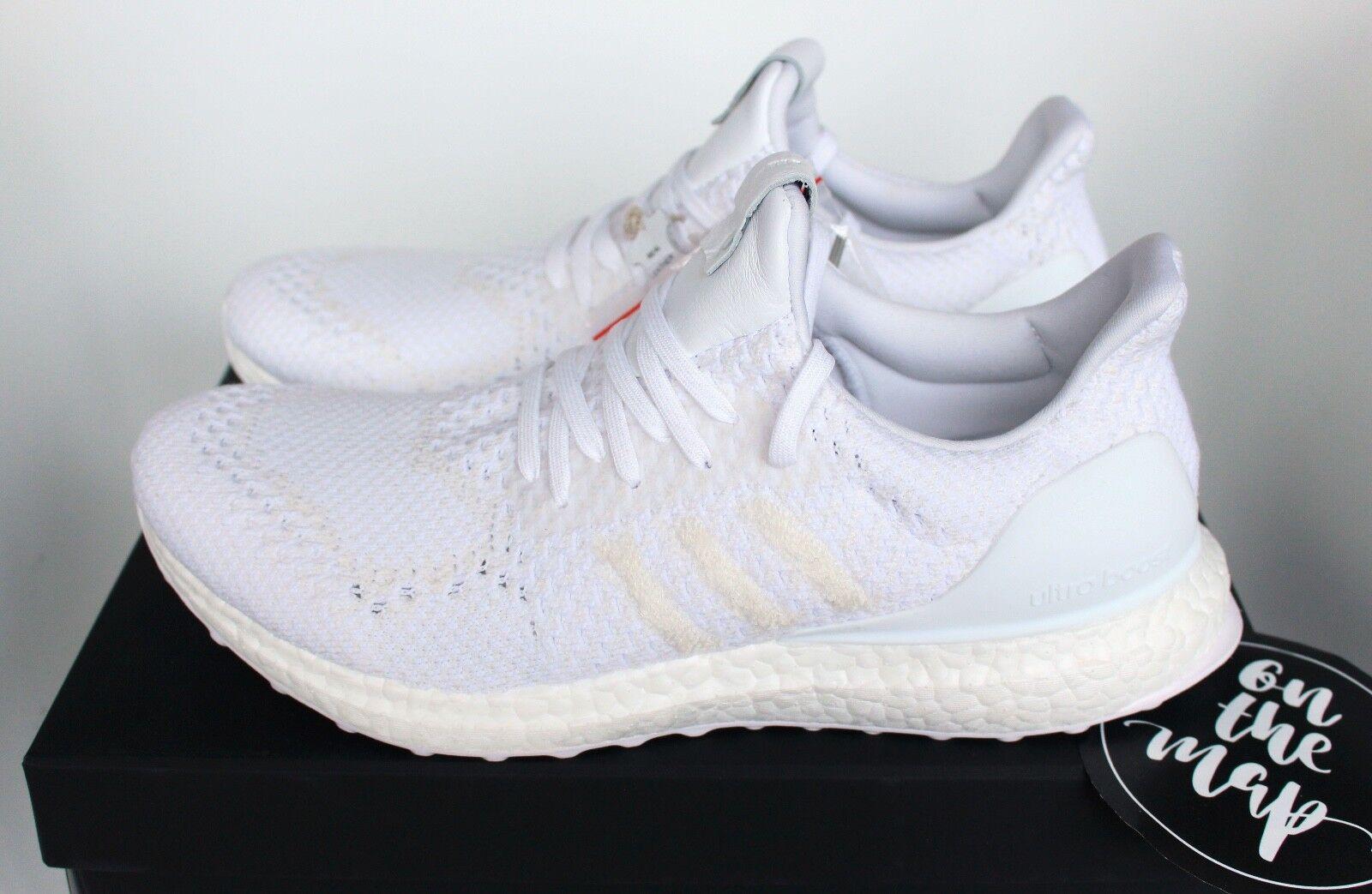 Adidas Consortium A Ma Maniere x Invincible Ultra Boost blanc Wool5 8 9 US
