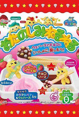 DIY Candy making kit Otanoshimi Neruneru Kracie Japan lolly