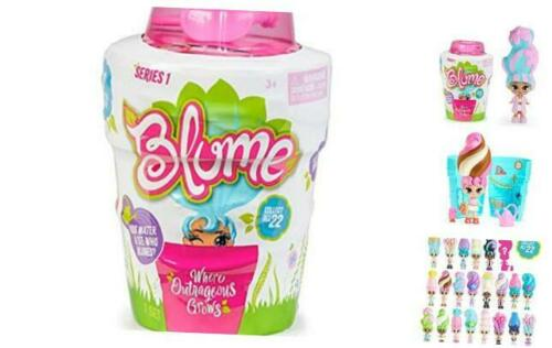 Blume Doll Add Water /& See Who Grows