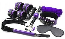 Bed Restraints Bondage Kit, Fetish SM Restraints for Sex Play Sex Toys New