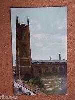 R&L Postcard: All Saints Church, Derby, Derbyshire