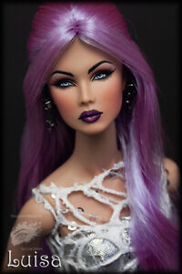 OOAK Integrity Fashion Royalty Eden Repaint by LISA GATES