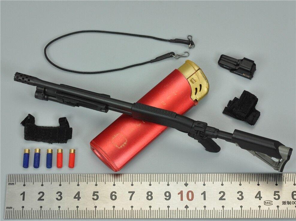 M870 Assault Rifle Set for FBI SWAT TEAM TEAM TEAM AGENT 78044 A SAN DIEGO 1 6 Scale a5809c