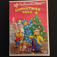 The Berenstain Bears CHRISTMAS Tree 5 Episodes (DVD,NEW) Winter Classic FreeSHIP