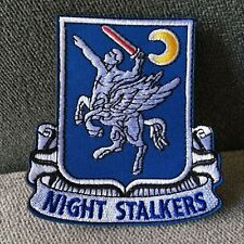 2AFTER1 Olive Drab OD Operation Red Wings Night Stalkers PVC 3D Rubber Fastener Patch