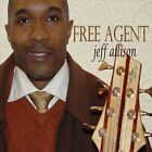 Free Agent by Jeff Allison (CD, Apr-2012, CD Baby (distributor))