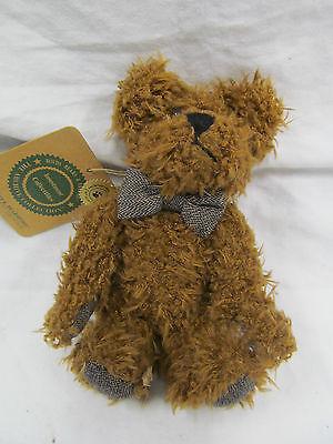 Spielzeug Schnelle Lieferung Neu Mit Etiketten Boyd's Bären Woodruff K.bearsford 15.2cm SorgfäLtige Berechnung Und Strikte Budgetierung Teddys