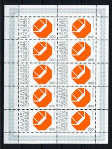 10-x-Bund-2124-KB-postfrisch-Zehnerbogen-2000-BRD-10-er-Bogen-Kleinbogen-MNH
