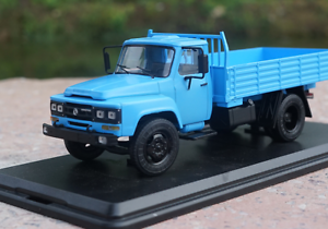 1 43 Dongfeng Original manufacturer Dongfeng EQ140 Die casting model 3 color