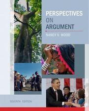 Perspectives on Argument by James Miller and Nancy V. Wood (2011, Paperback)