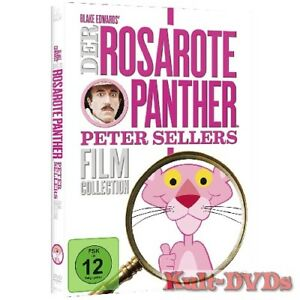 Der-rosarote-Panther-Peter-Sellers-Collection-5-DVD-Box-Neu-OVP