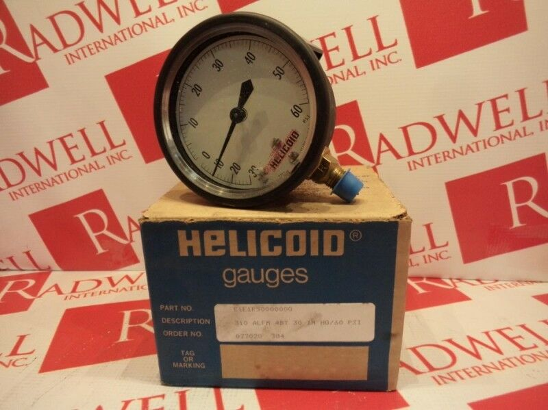 HELICOID E1E1P50000000   E1E1P50000000 (NEW IN BOX)