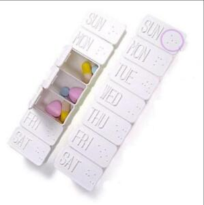 7-Day-Weekly-Long-Box-Medicine-Tablet-Case-Container-Storage-Holder
