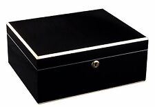 ADORINI MILAN DELUXE Superior Quality HUMIDOR - fits up to 68 Cigars