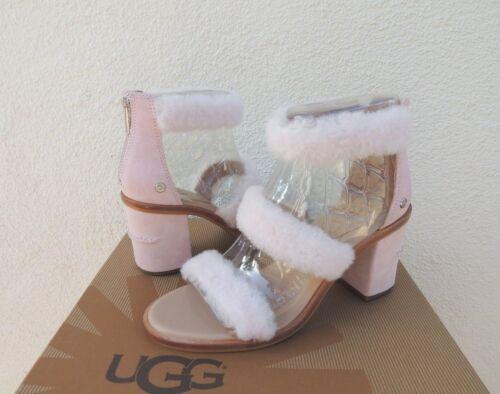 de daimfemmes ~ Pink 538 peau nous Del Rey en 5 moutontalons en Seashell 7 Ugg QCWerdExoB