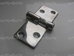 MOTOR-BOX-TAKE-APART-HINGE-HEAVY-DUTY-90mm-X-38mm-A4-316-ST-STL-MARINE-BOAT
