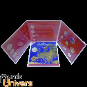 SÉRIE EURO BRILLANT UNIVERSEL (BU) - AUTRICHE 2008