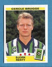 FOOTBALL 96 BELGIO Panini - Figurina-Sticker n. 96 -B. RENTY-C.BRUGGE-New