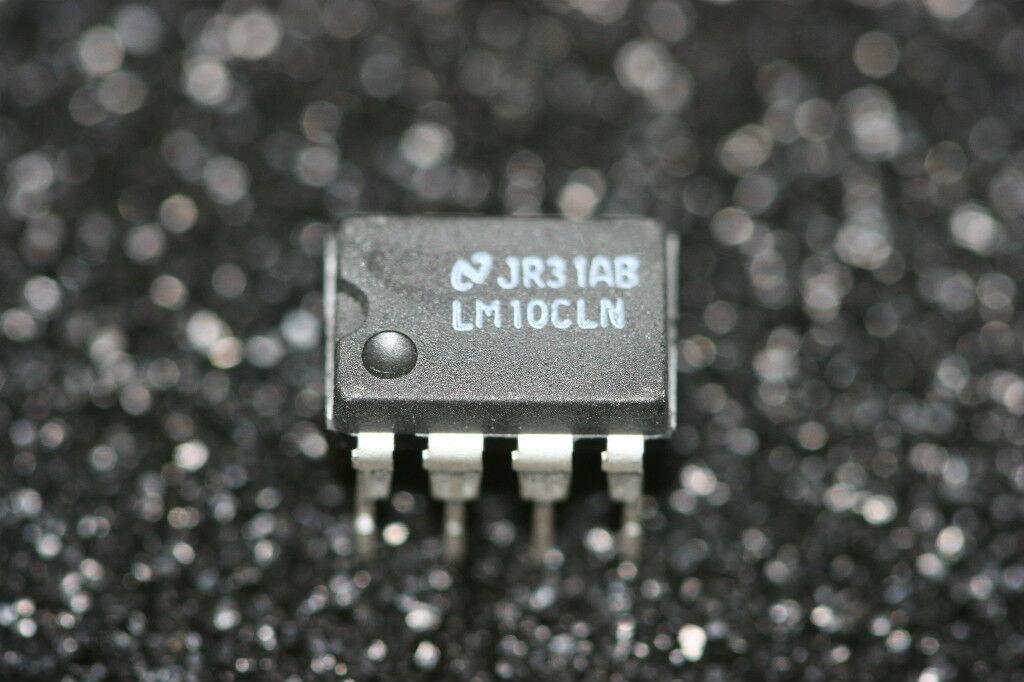 Lm10cln amplificateur opérationnel et de de de tension référence LM10 916740