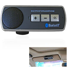 Bluetooth Handsfree Wireless Speaker Car Kit For Mobile Phone iPhone New Handset