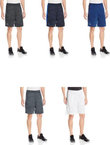 """Under Armour Men/'s Raid Jacquard 10/"""" Shorts 5 Colors"""