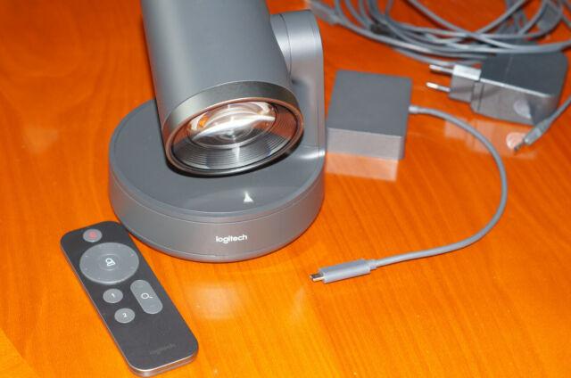 Logitech Rally Camera Fernbedienung defekt