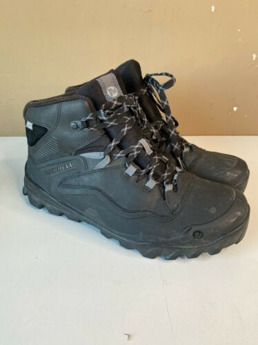 merrell boots Mens 10 Select Warm Insulated Perfor