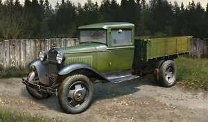 Hobby Boss 1/35 Soviet GAZ-AA Cargo Truck #83836 *New Release*