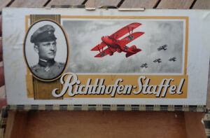 original-Zigarrenkiste-RICHTHOFEN-Staffel