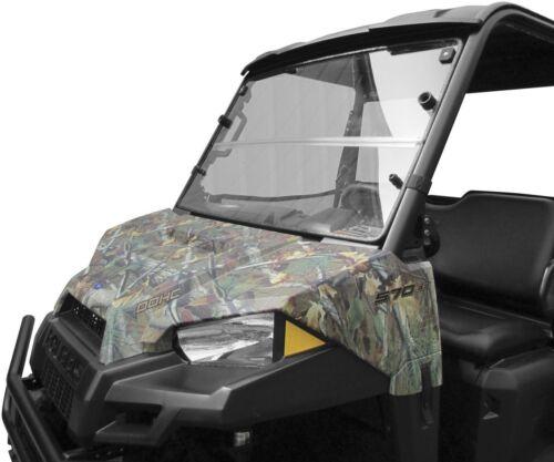 Seizmik Versa-Fold Polycarbonate Windshield 24003 POLARIS RANGER EV Ranger etc