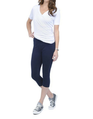 Lysse Hi waist Lysessefit Pantaloni Perfect 6173c Capri Denim stile Classics Womens rn8cTWxRr
